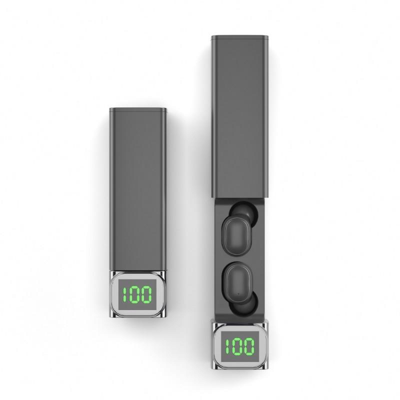 BQC-01 TWS vezeték nélküli intelligens érintőképernyős fülhallgató