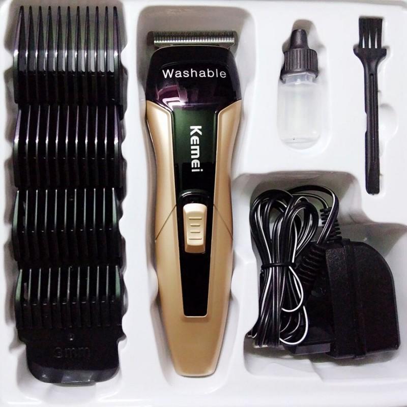 Kemei professzionális hajnyíró készülék 4 db...