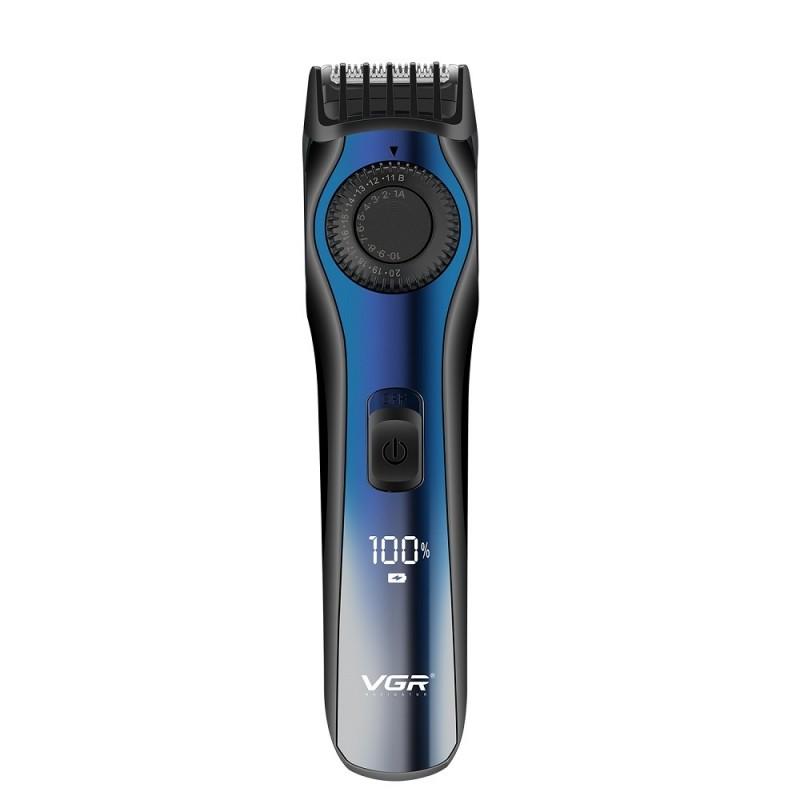 VGR Akkumulátoros hordozható szakáll- és hajv�...