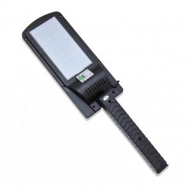 Szolár indukciós utcai ledlámpa - 120W (JX-168D...