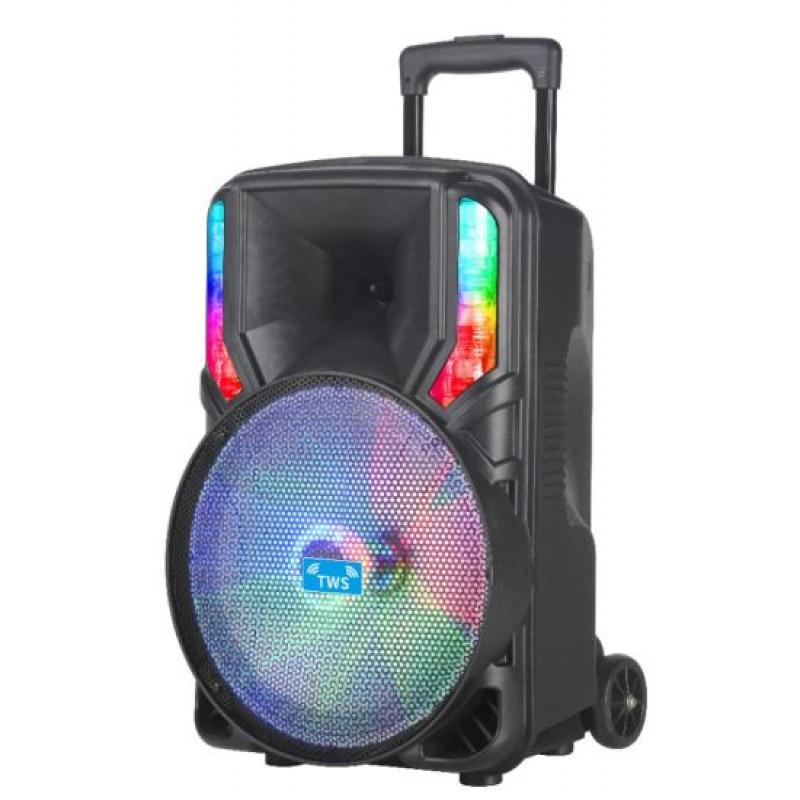 Bluetooth hangszóró Mikrofonnal, távirányító...