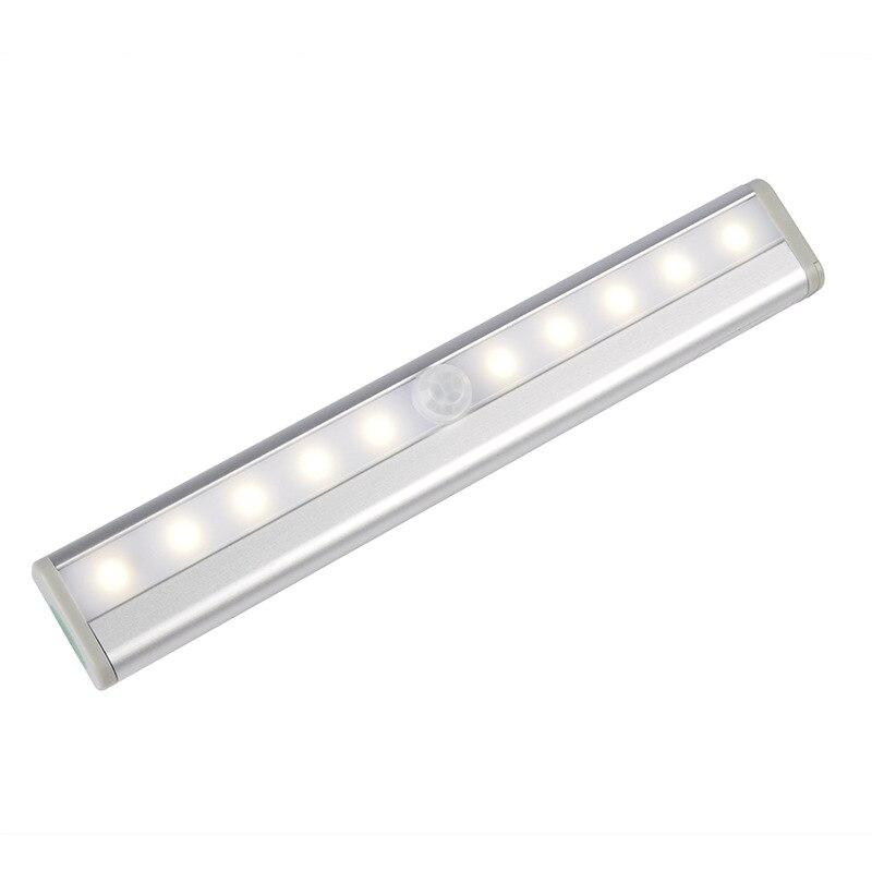 Infrared indukciós 10 LED-es fény