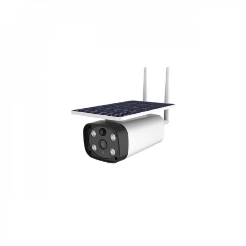 Low Power napelemes kamera 1080P Starlight Full Co...