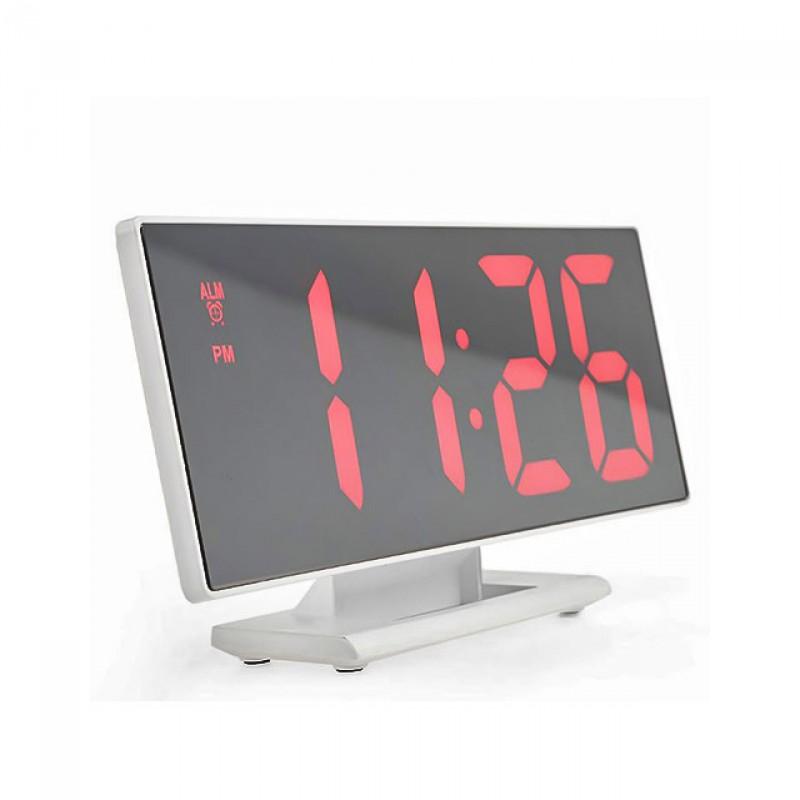 2in1 Tükös és digitális asztali óra DS-3618L
