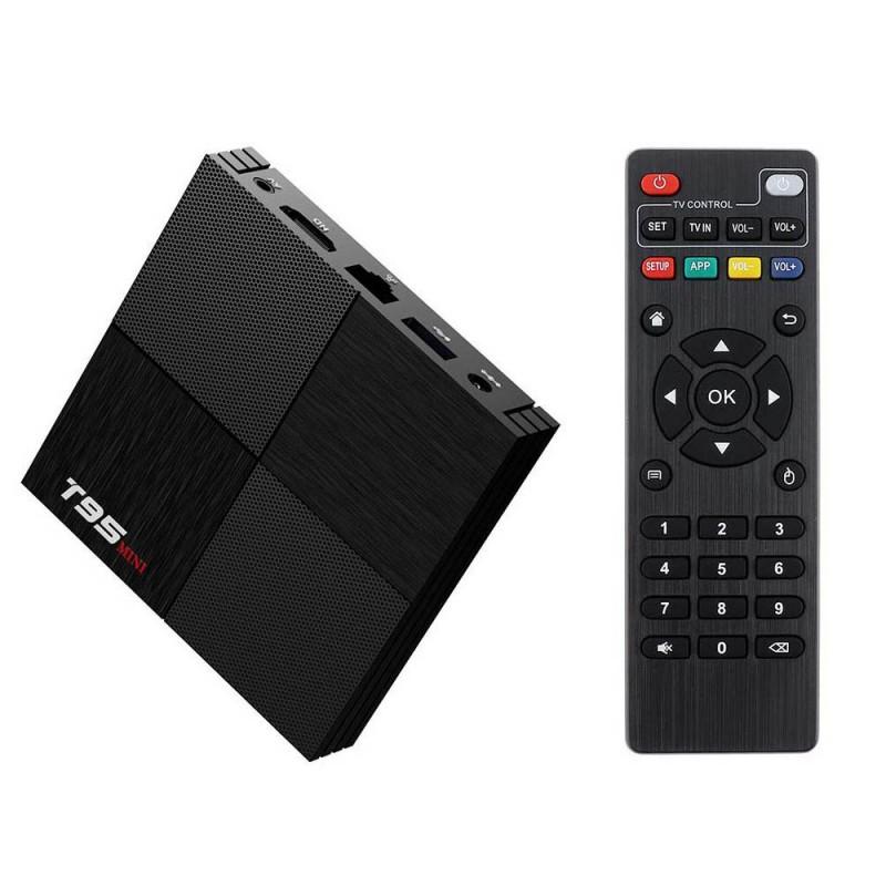 Mini Smart TV Box T-95