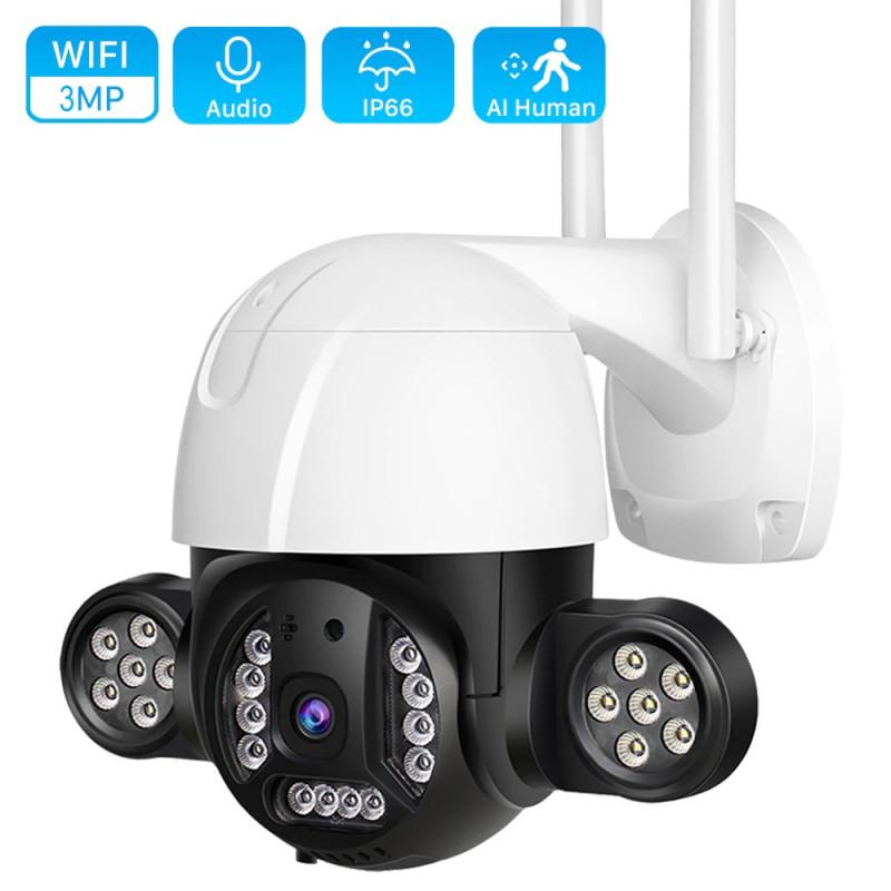 VRT-C28 Wifi Smart Kültéri Kamera