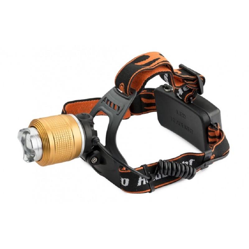 Ütésálló LED fejlámpa TL 283
