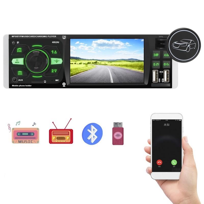 Autós HD Video Audio Video MP5 lejátszó 4052AL
