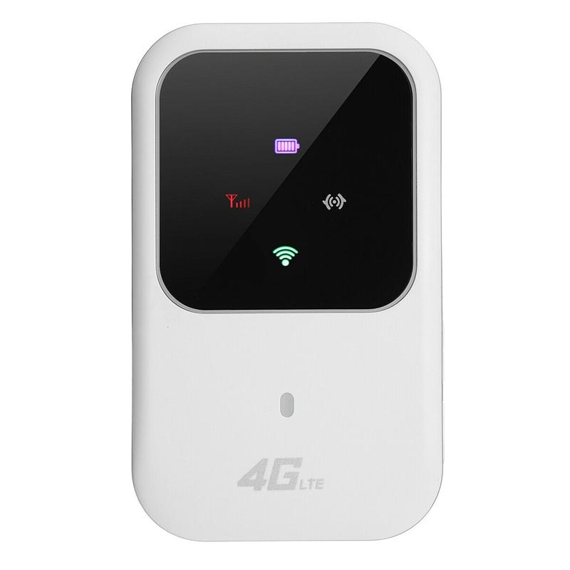 Hordozható vezeték nélküli 4G / LTE vezeték n...