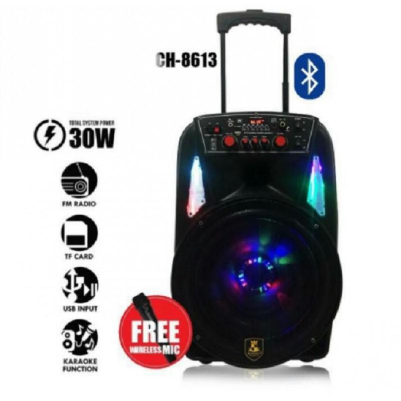 Bluetooth hangszóró Avcrowns CH-8613