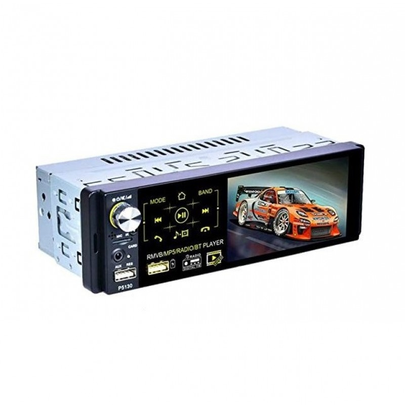 Autórádió 4.1 Colos Képernyővel, Videóleját...