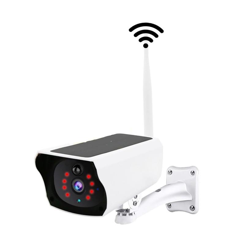 Watchmen Napelemes HD Infra Biztonsági Kamera