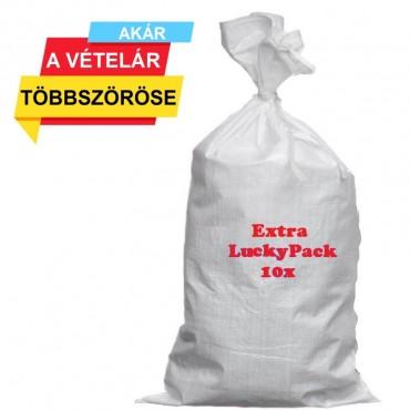 10 Csomagos LuckyPack Zsák