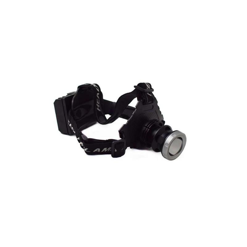 P50 LED zoom fejlámpa nagyteljesítményű akkumu...