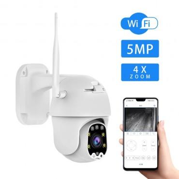 Onvif P12 Smart IP kül és beltéri kamera