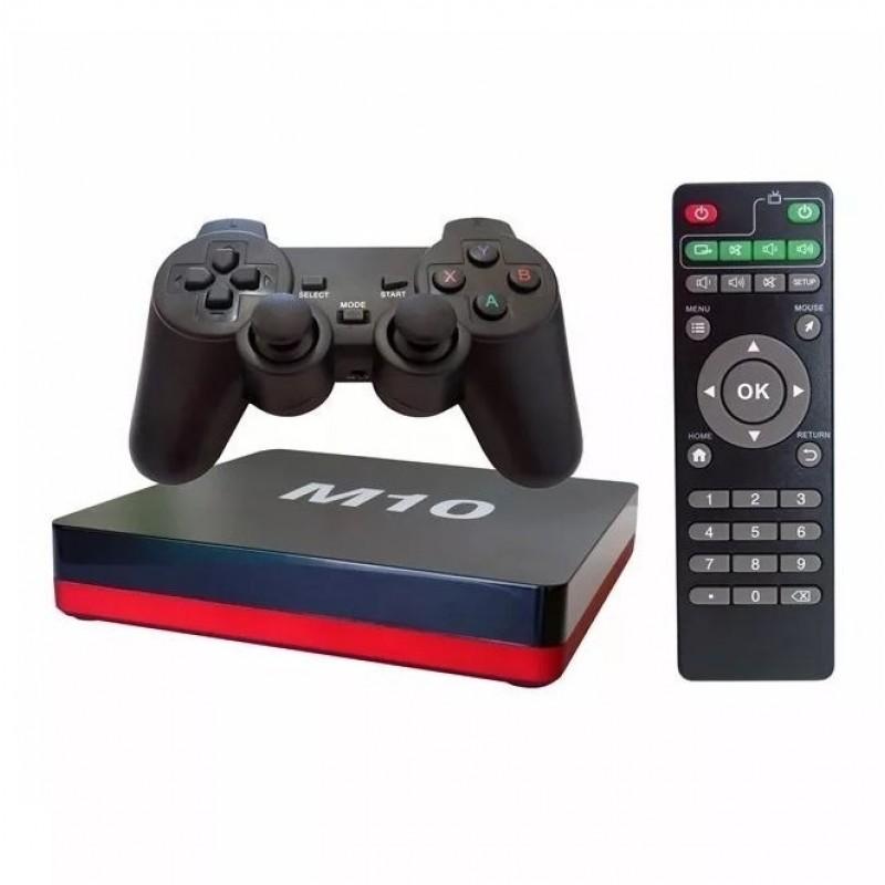 Kodi M10 -Tv Box - Android