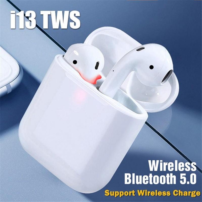 i13S TWS Bluetooth 5.0 Stereo Fülhallgató