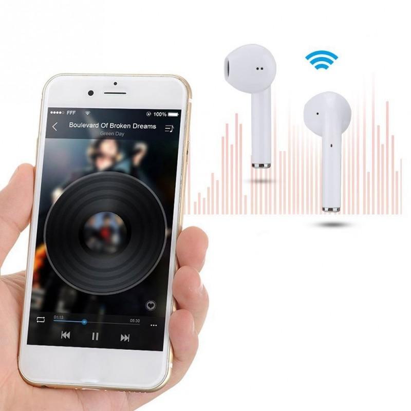 S68 TWS 5.0 Bluetooth Stereo Fülhallgató