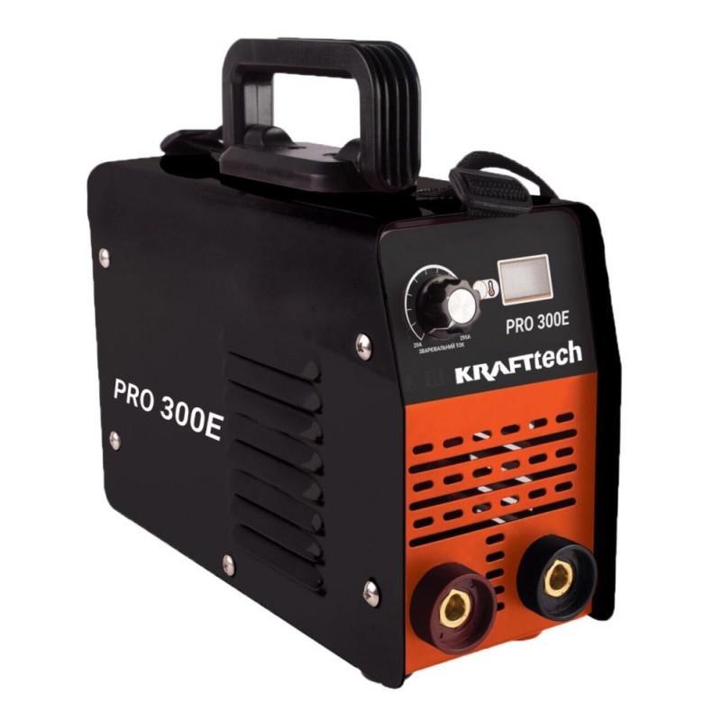 Dunaj / Kraftech Pro 300E Inverteres Hegesztőgép