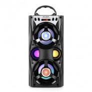 MS-261BT Bluetooth hangfal, 12W, USB, SD, Fekete