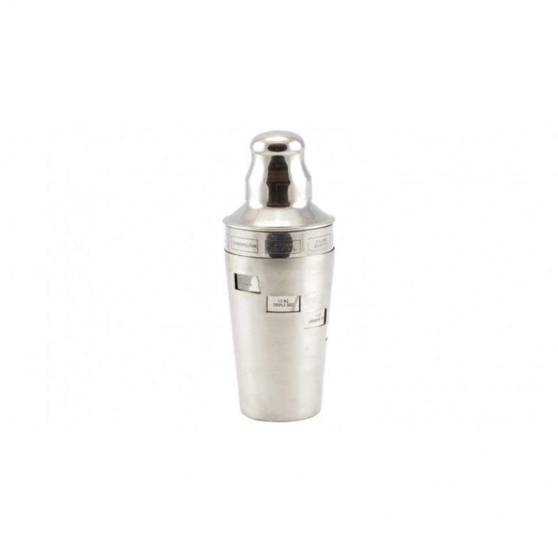 Forgatható shaker