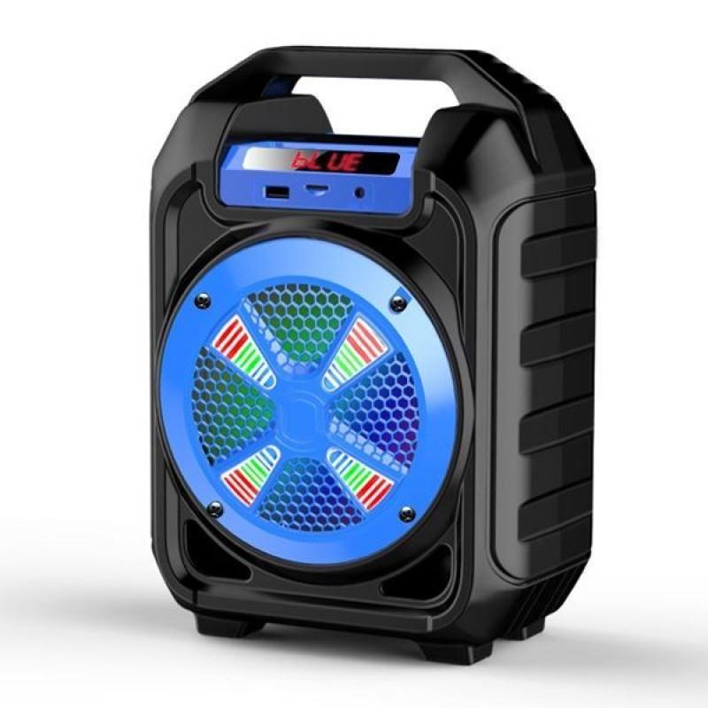 Hordozható hangszóró Bluetooth multimédia lej�...