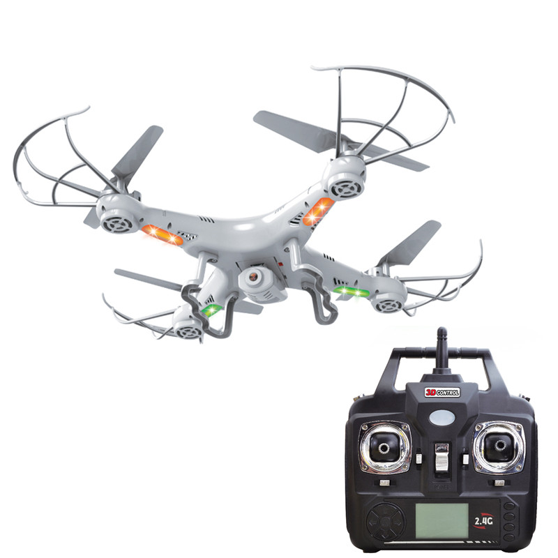 BAYANG X8 2.4G 4CH 6 tengelyes RC Quadcopter Drone...
