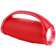 Bluetooth hordozható hangszóró világítással ...