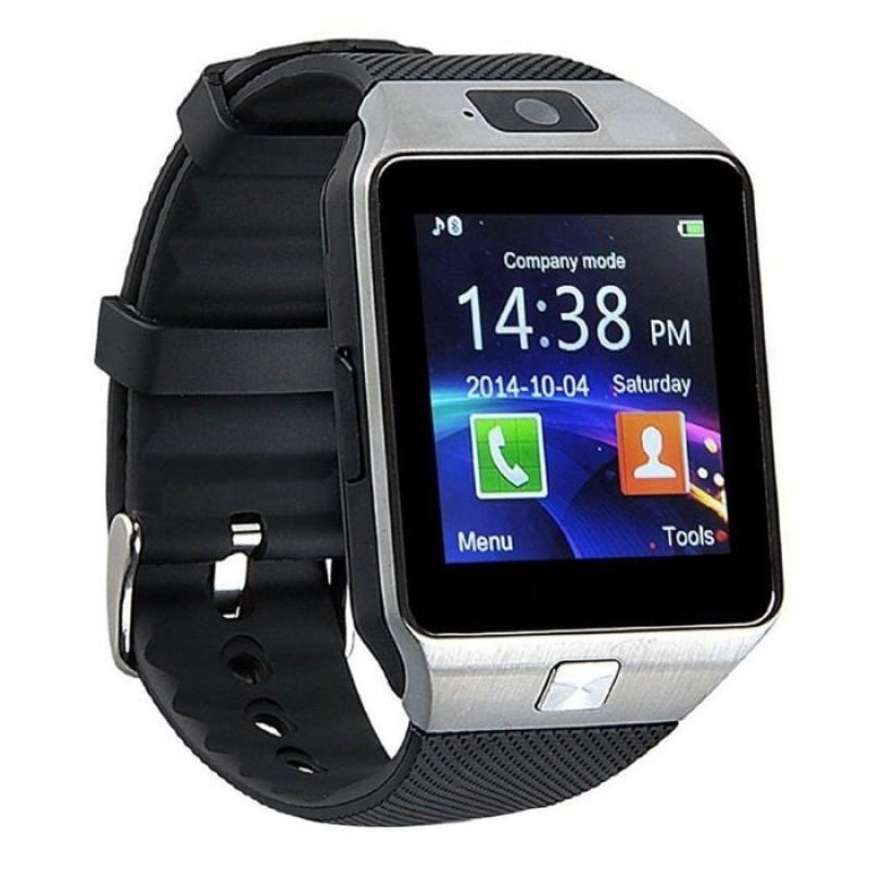 Smart Watch DZ09, Android okosóra kamerával + f�...
