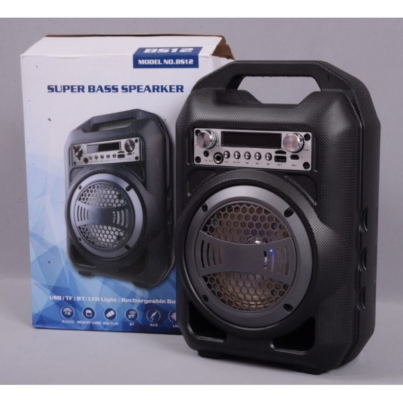 B512 Super Bass Speaker