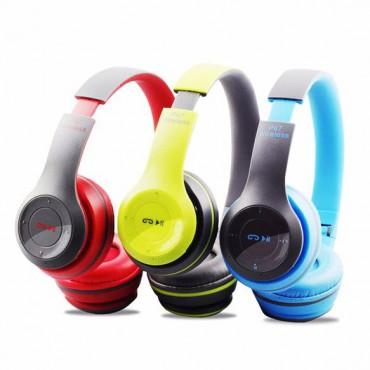 Bluetooth fejhallgató mikrofonal ,rádio fm és S...