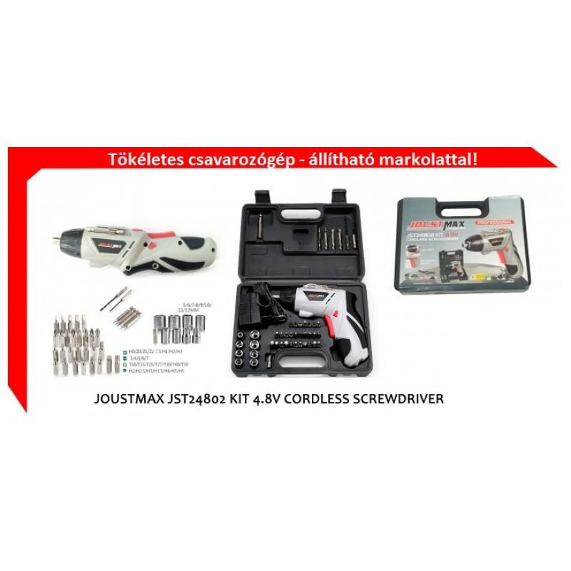 Joustmax Powertools JST24502 Professzionális csavarozó