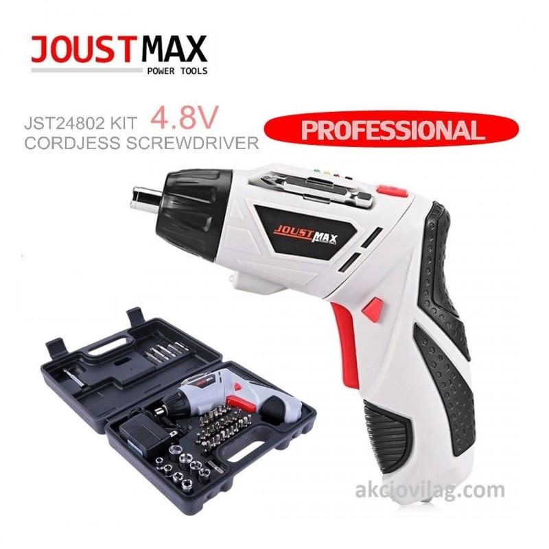 Joustmax Powertools JST24502 Professzionális csav...