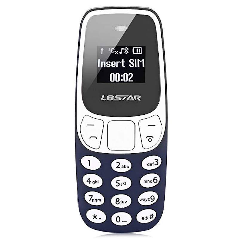 L8Star BM10 Mini Phone kártyafüggetlen mobiltele...