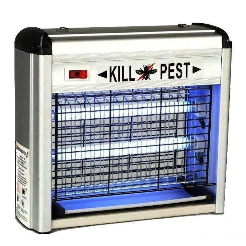 Pest Killer 12 W UV fénycsöves elektromos rovarc...