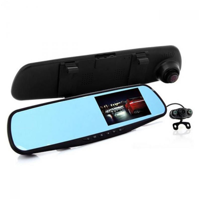 Autóskamera visszapillantó tükörrel 1080p (Mag...