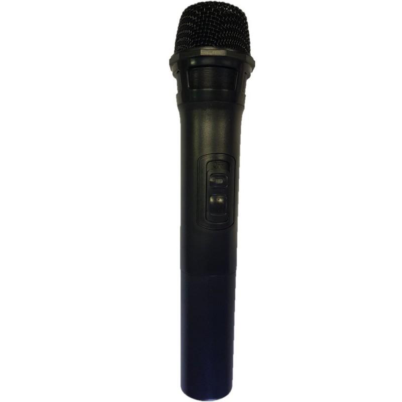 B1215 Bluetooth Multimedia Speaker Karaoke Funkcióval, távirányítóval + Mikrofon