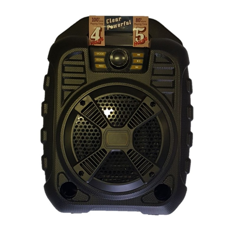 B1215 Bluetooth Multimedia Speaker Karaoke Funkci�...