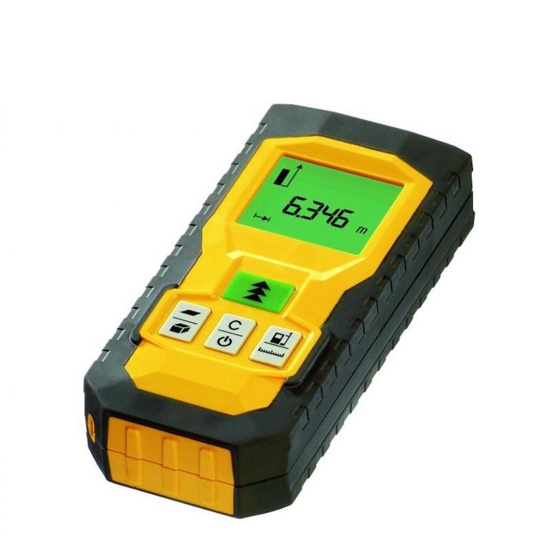 Lézeres távolságmérő - automatikus mérőeszk...