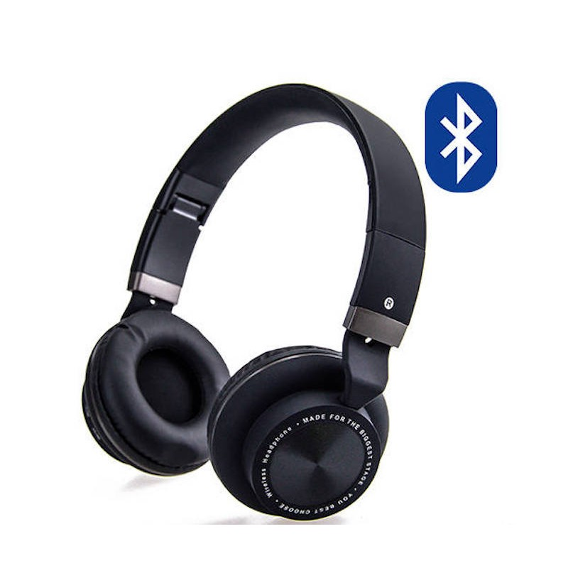 CK-120 Bluetooth Fejhallgató Headset Vezeték Né...