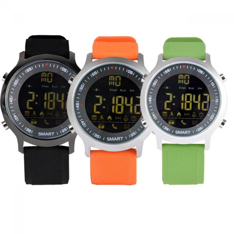 EX18 Smart Watch víz-, por-, ütésálló bluetoo...