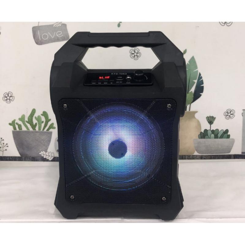 KTS-1053 Bluetooth hangszóró karaoke funkcióval