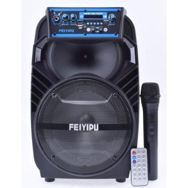 FEIYIPU ES-03S hordozható karaoke surround, Bluet...