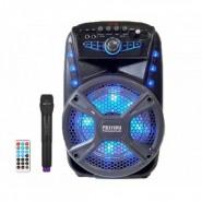 FEIYIPU ES-81 hordozható karaoke surround, Blueto...