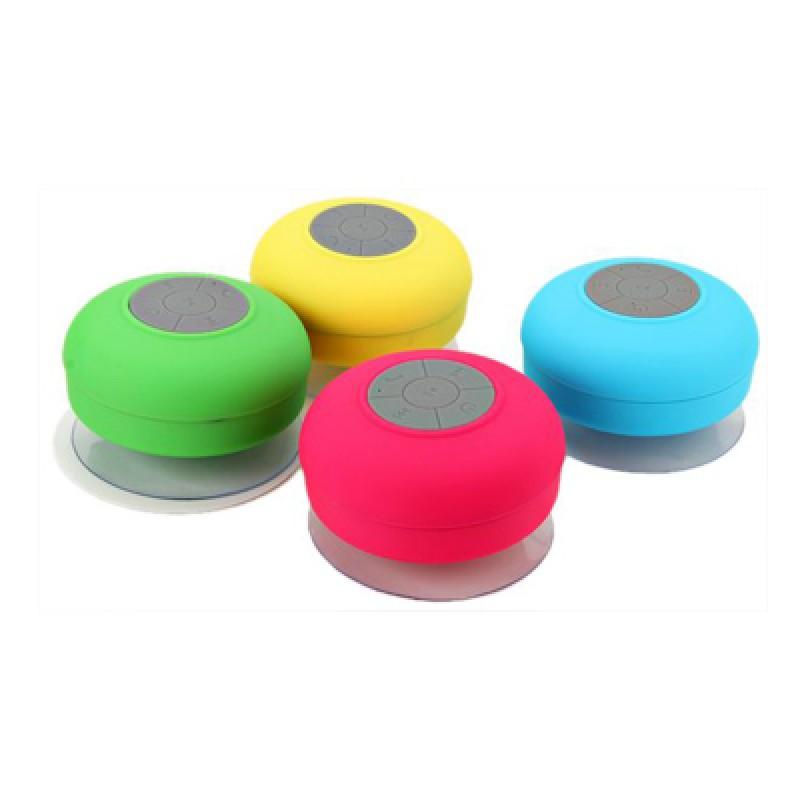 Bluetooth vízálló hangszóró többféle színben