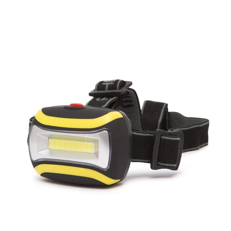Fejlámpa COB LED-del