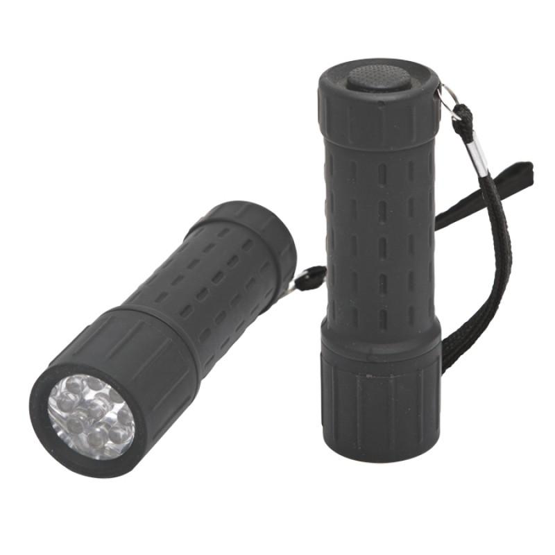 LED-es elemlámpa ajándék elemekkel!