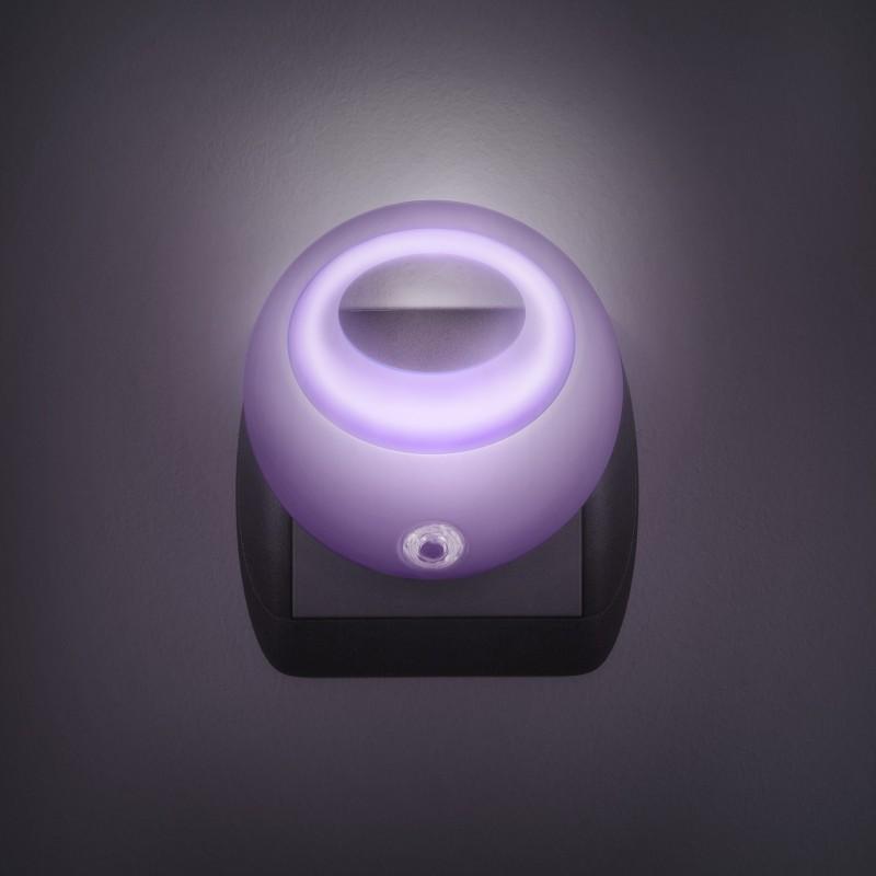 Éjjeli fény szenzoros - lila