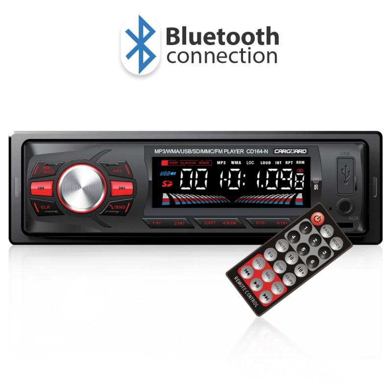 MP3 lejátszó FM tunerrel és SD/USB olvasóval