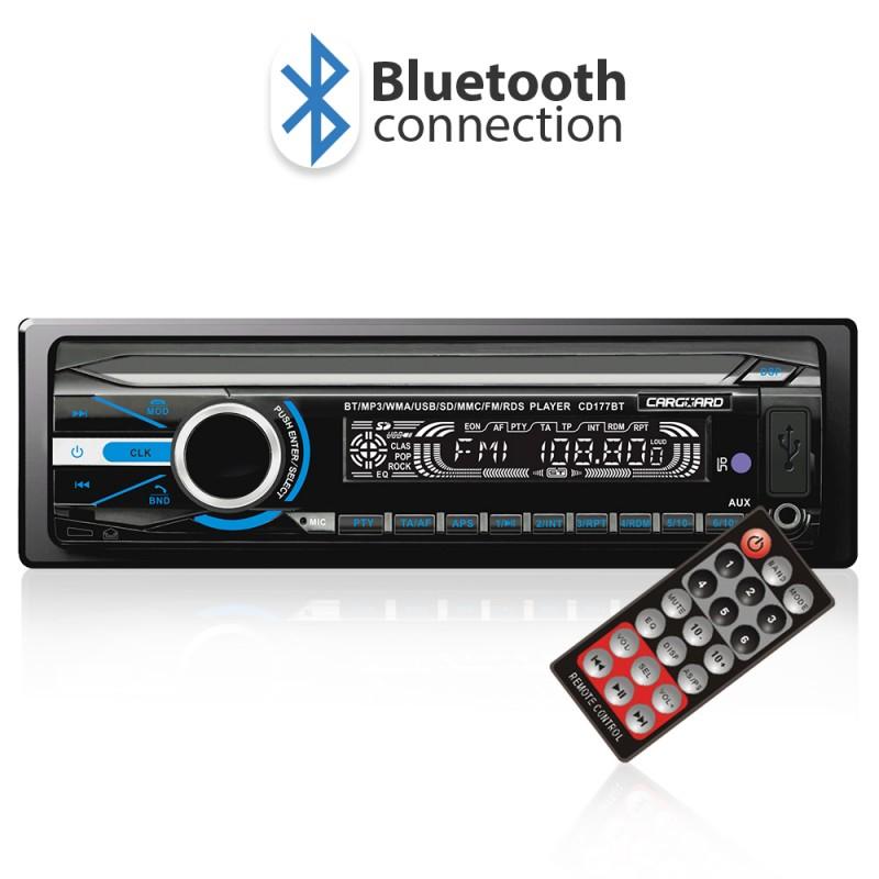 MP3 lejátszó FM tunerrel és SD/MMC/USB olvasóv...